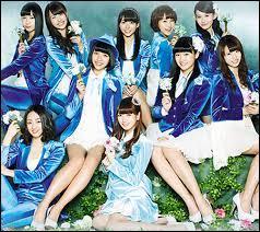 Le groupe Super Girl, K-pop ou J-pop ?
