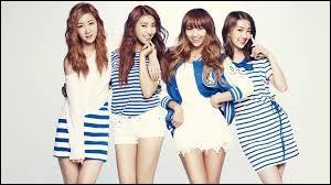 Le groupe Sistar, K-pop ou J-pop ?