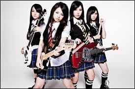 Le groupe Scandal, est-ce un groupe de J-pop ou de K-pop ?