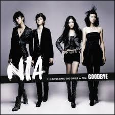 Le groupe Nia, J-pop ou K-pop ?
