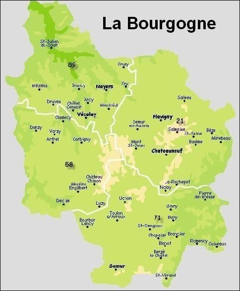 Quel animal est le 'fauve de Bourgogne' ?