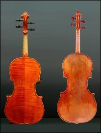 Combien de cordes un violon a-t-il ?