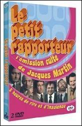 Quel animal était l'emblème de l'émission de Jacques Martin 'Le Petit Rapporteur' ?