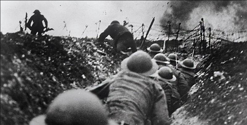 Le 1er juillet 2016, Français et Britanniques ont honoré le souvenir des soldats tombés durant la bataille de...