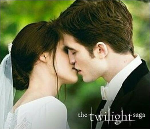 Quelle est la date du mariage de Bella et Edward, dans le quatrième épisode?