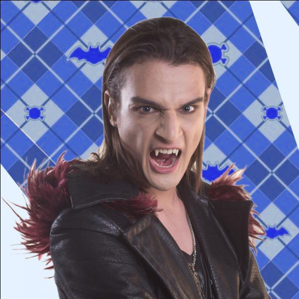 Je suis une rock star dans le monde vampire. Je suis...
