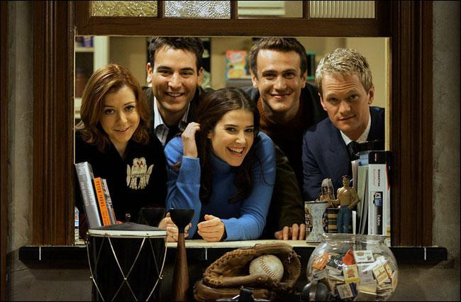 HIMYM (How I Met Your Mother)