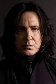De qui était amoureux Severus Snape ?