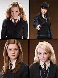 Les filles dans Harry Potter !