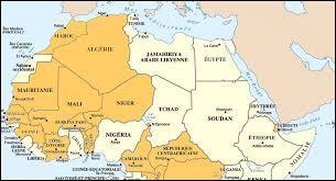 Lequel de ces pays ne possède pas de frontières avec l'Algérie ?