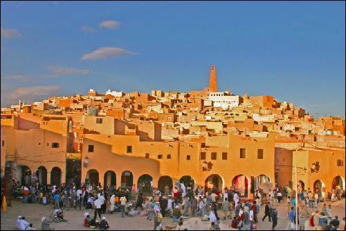 Laquelle de ces villes est une ville algérienne ?