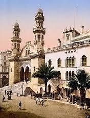 Tour du monde - Algérie