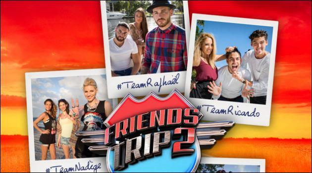 Qui a gagné Friends Trip 2 ?