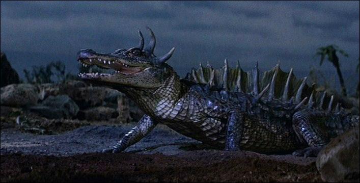 Ce film a bénéficié d'un remake en 1960. Cependant les dinosaures de la 2e version sont bien moins réalistes car :