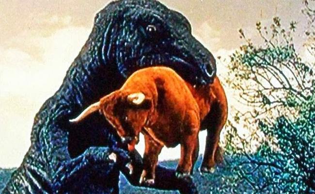 Dans ces vieux films, il y a des dinosaures ! (dinosaure & cinéma)