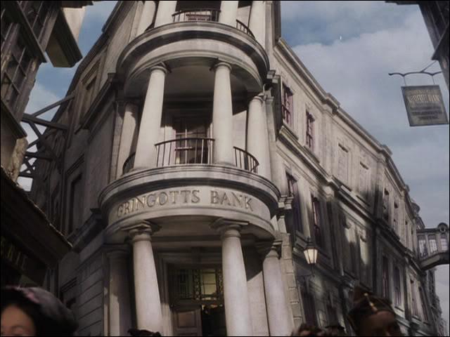 Comment appelle-t-on la banque des sorciers ?