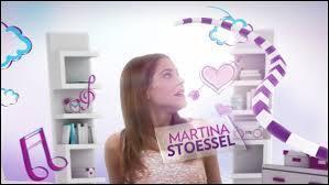 """Comment s'intitule la chanson du générique de """"Violetta"""" ?"""
