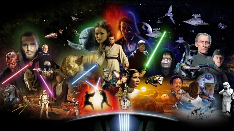 """De quel film provient : """"Que la force soit avec toi"""" (""""May the force be with you"""") ?"""