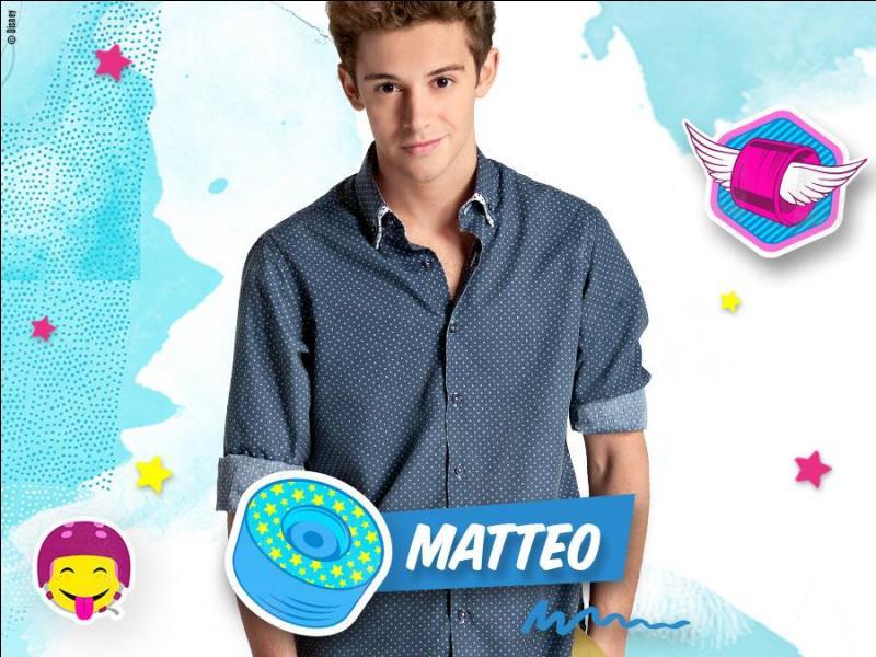 Le meilleur ami de Matteo est :