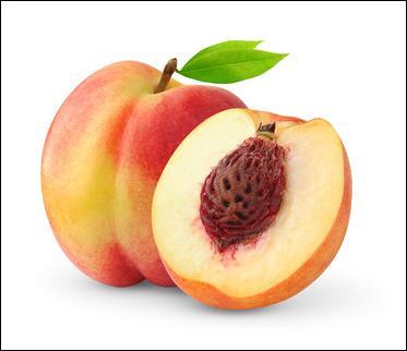 """Ce fruit à chair blanche, jaune ou rouge, selon les variétés, a une peau duveteuse. Quel accent faut-il mettre sur le premier """"e"""" ?"""