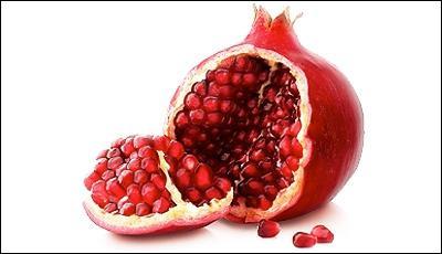 """Les grains de ce fruit éclatent dans ta bouche. Quelle lettre précède la lettre """"n"""" ?"""