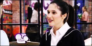 """En arrivant en Argentine pour le tournage de """"Violetta"""", Lodovica Comello (Francesca) ne savait dire qu'un seul mot en espagnol."""