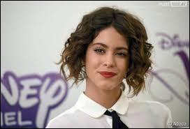 """Martina Stoessel interprète vraiment les chansons des albums """"Violetta""""."""