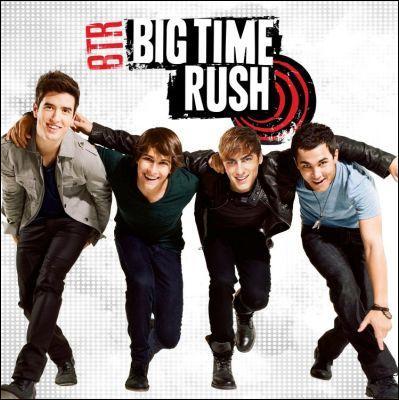 "Qui chante avec les big Time rush dans ""If I Ruled The World"" ?"