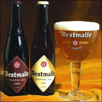 De quel pays nous vient la bière Westmalle ?
