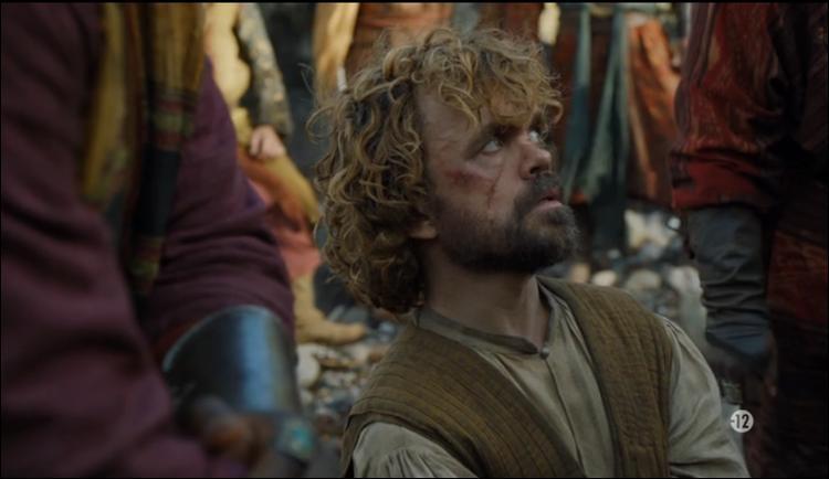 Comment Tyrion arrive-t-il à convaincre l'esclavagiste gladiateur de l'acheter ?