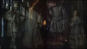 Quel est l'unique professeur qui soit aussi un fantôme ?
