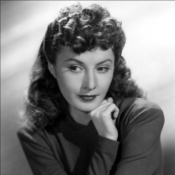 Barbara Stanwyck n'a pas joué dans...