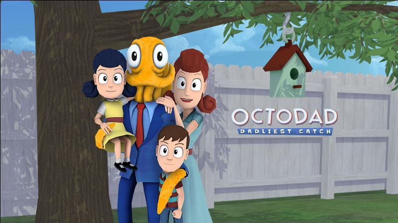 """En quelle année est sorti le jeu """"Octodad : Dadliest Catch"""" ?"""