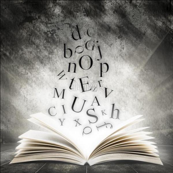 """""""Les mots"""" est une oeuvre de :"""