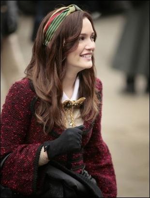 Qui interprète 'Blair ' dans gossip girl ?