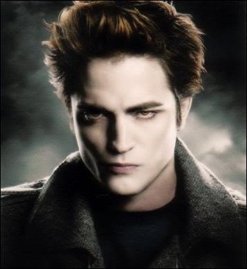 Qui interprète le vampire ' Edward cullen' dans twilight ?
