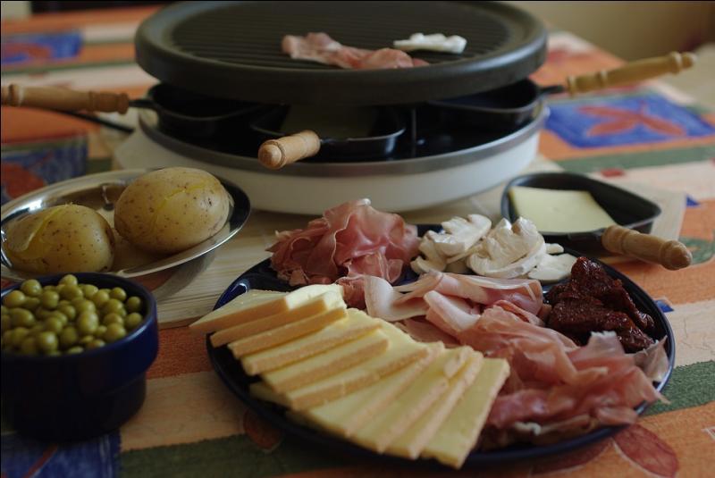On me couvre parfois d'une belle tranche de fromage fondu :