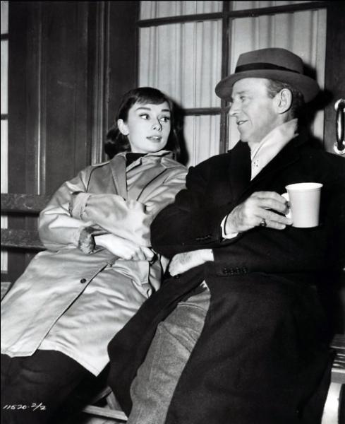 Dans quel film joue-t-elle avec Fred Astaire?