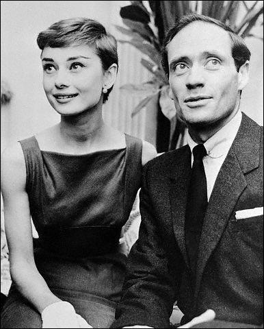 Elle a épousé l'acteur Mel Ferrer. Dans combien de films a-t-elle joué avec lui?