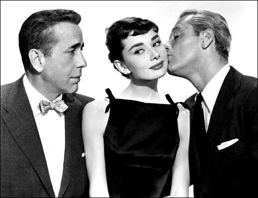 Deux grands acteurs jouent avec elle dans Sabrina. Leurs noms?