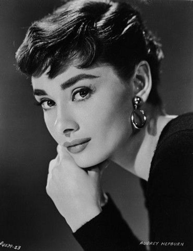 Les partenaires d'Audrey Hepburn