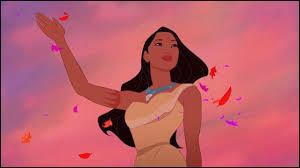 John va demander à Pocahontas de rentrer avec lui en Angleterre. Que va-t-elle faire ?