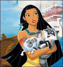 """En quelle année est sorti le film d'animation """"Pocahontas"""" ?"""