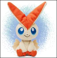 Ce Pokémon légendaire est aussi chou en vrai qu'en peluche !