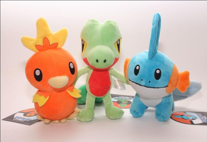 Qui est le Pokémon à gauche ?