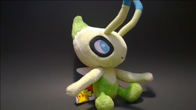 0,6 m pour 5 kg, le nom de ce petit Pokémon de type plante et psy ne peut pas vous échapper !