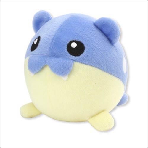 Qu'il soit en peluche ou réel, ce Pokémon est toujours mignon ! Il s'agit d'(e)...