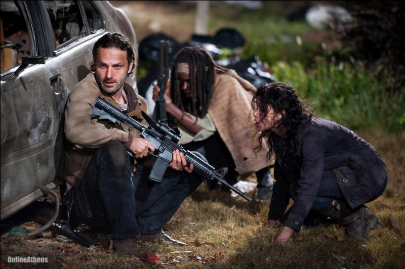 Que décide Rick après cet incident ?