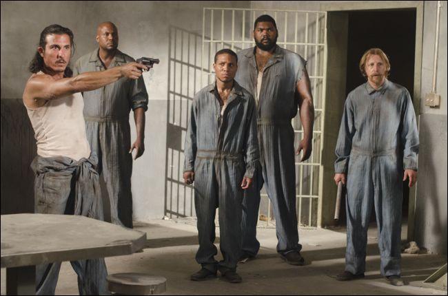 Lequel de ces détenus a fait entrer des rôdeurs dans l'enceinte de la prison, fait retentir la sirène et ainsi semé la panique ?