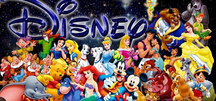 Dessins animés Disney